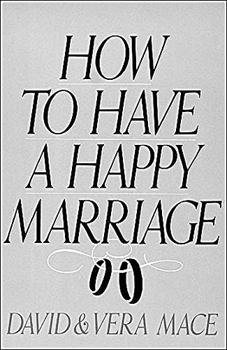 9780687178322: How to Have a Happy Marriage: A Step-By-Step Guide to an Enriched Relationship