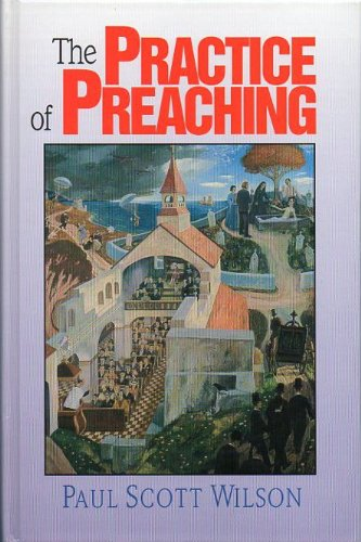 9780687195060: Practice Of Preaching