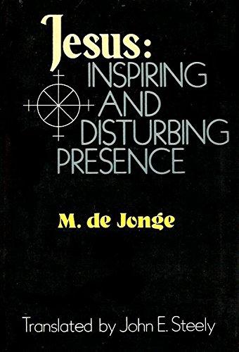 9780687199204: Jesus: Inspiring and Disturbing Presence.