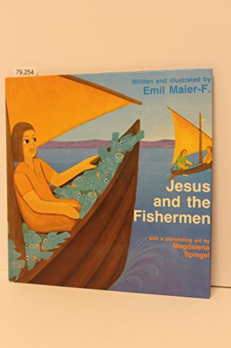 9780687199280: Jesus And The Fishermen (Pictures from the Bible)