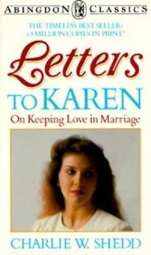 9780687215669: Letters to Karen