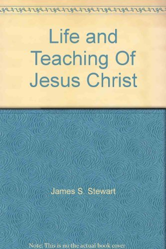 9780687217458: Life And Teaching Jesus