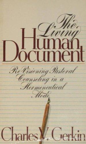 9780687223725: Living Human Document