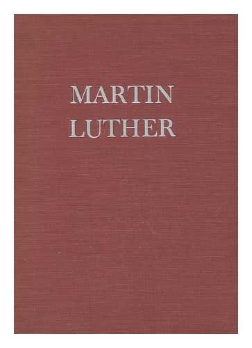 9780687236541: Martin Luther