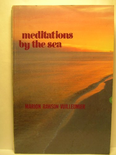 9780687240821: Meditations by the sea