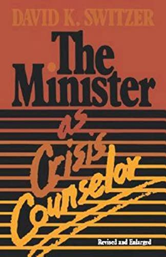 9780687269549: The Minister as Crisis Counselor Revised Edition