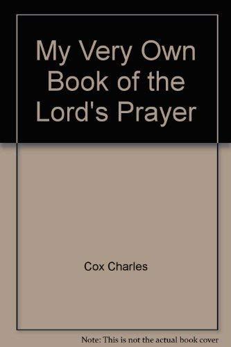 My Very Own Book Lord Prayer Hardback: Rosalie Turner