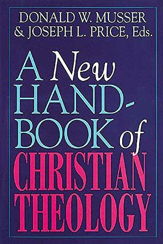 9780687278022: A New Handbook of Christian Theology