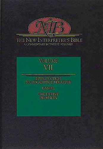 9780687278206: The New Interpreter's Bible: The Twelve Prophets (Volume 7)