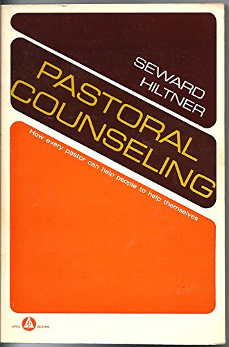 9780687303175: Pastoral Counseling