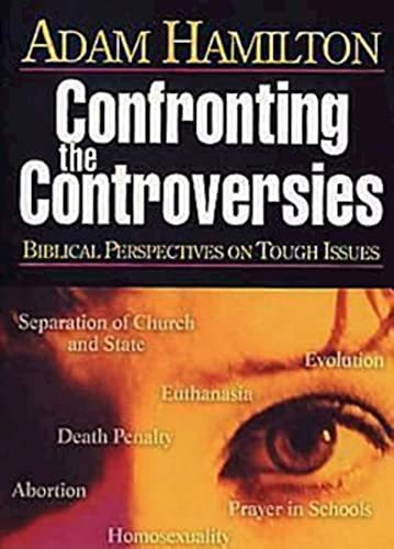 9780687325290: Confronting the Controversies - DVD: Biblical Perspectives on Tough Issues