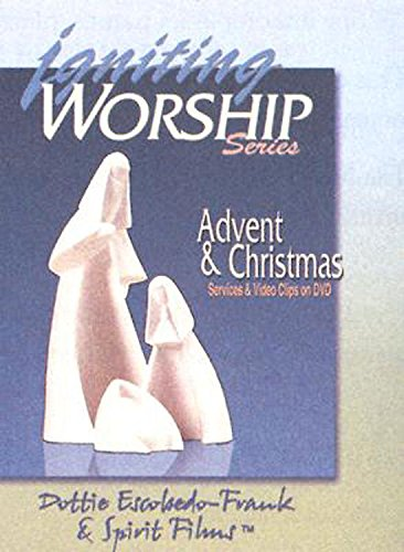 9780687325894: Igniting Worship Series - Advent and Christmas: Worship Services and Video Clips on DVD