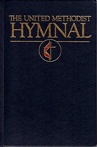 9780687330447: Um Hymnal Pew Navy Blue White Edge