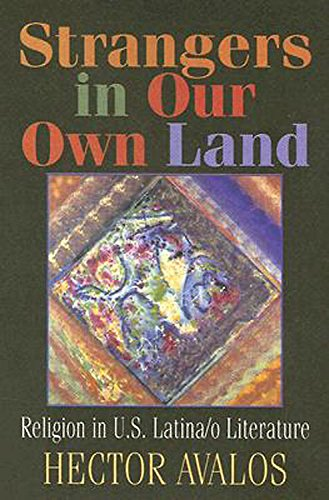 9780687330454: Strangers in Our Own Land: Religion in U.S. Latina/o Literature