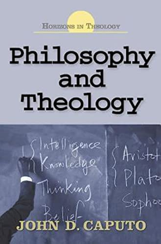 9780687331260: Philosophy and Theology (Horizons in Theology)