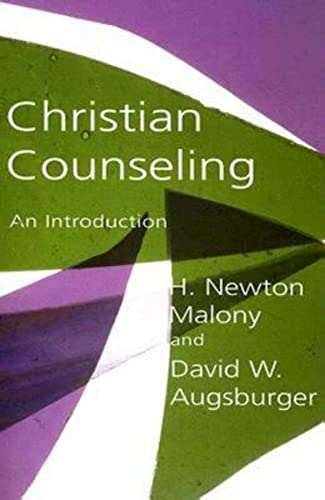 9780687332830: Christian Counseling: An Introduction