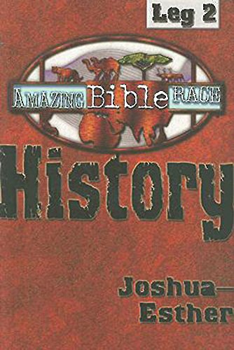 9780687334087: Amazing Bible Race, Runner's Reader, Leg 2: History: Joshua―Esther