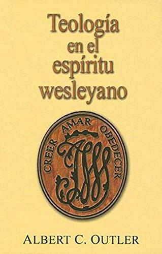 9780687335053: Teologia en el Espiritu Wesleyano