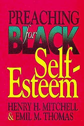 9780687338436: Preaching for Black Self-Esteem