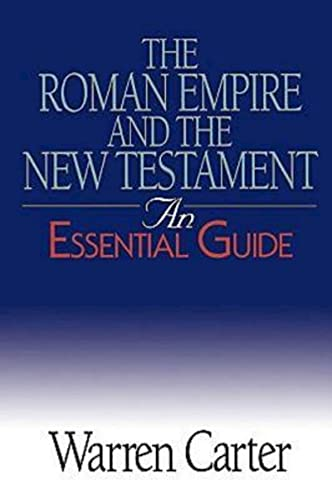 9780687343942: The Roman Empire and the New Testament: An Essential Guide