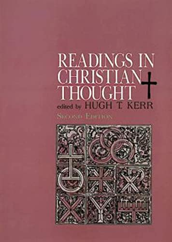 9780687355471: Readings in Christian Thought: Second Edition