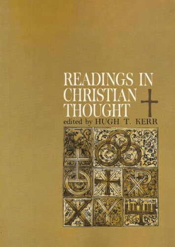 9780687355488: Readings in Christian Thought