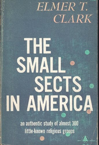 9780687387038: The Small Sects in America: An Authentic Study of Almost 300 Little-Known Religious Groups