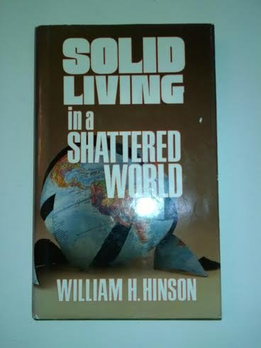 9780687390489: Solid living in a shattered world