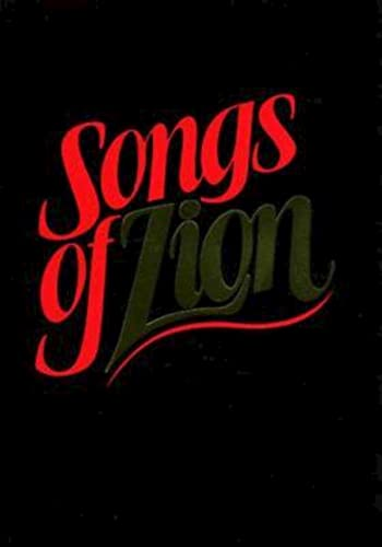 9780687391219: Songs of Zion Accompaniment Edition (Supplemental Worship Resources)