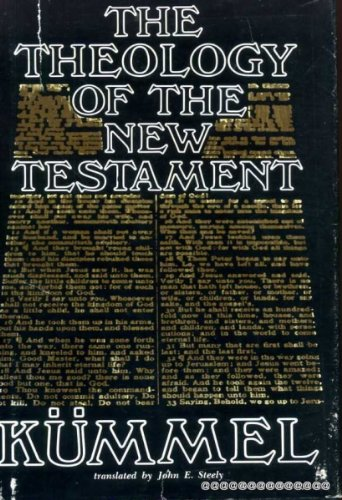 9780687415526: The theology of the New Testament according to its major witnesses: Jesus-Paul-John