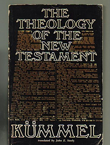 9780687415533: The Theology of the New Testament According to Its Major Witnesses: Jesus-Paul-John