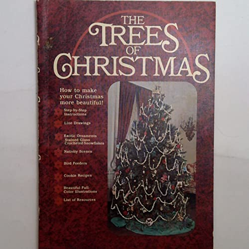 9780687425914: The Trees of Christmas