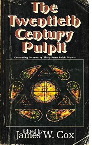 9780687427154: The Twentieth Century Pulpit