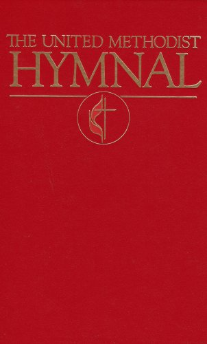 United Methodist Hymnal Dark Red