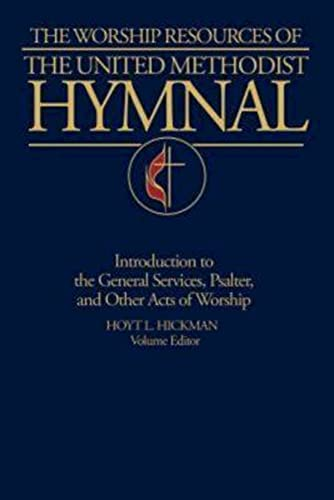 9780687431502: Worship Resources of the United Methodist Hymnal