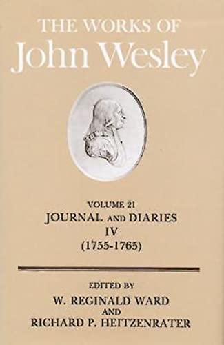 The Works of John Wesley Volume 21: Richard P. Heitzenrater