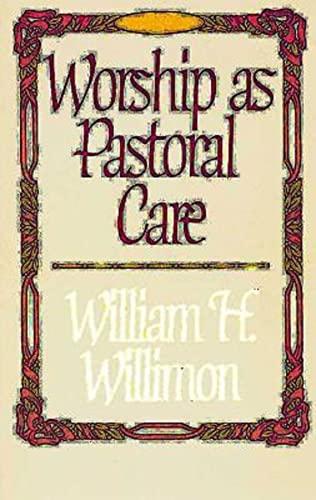 9780687463886: Worship as Pastoral Care