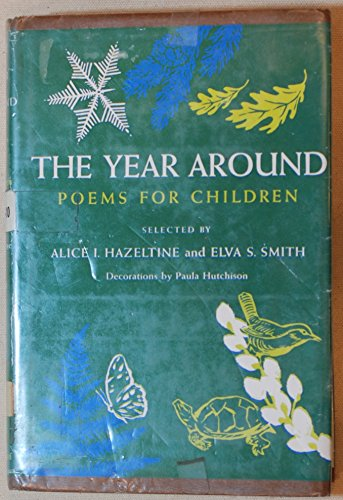 9780687466245: Year Around Poems for Children