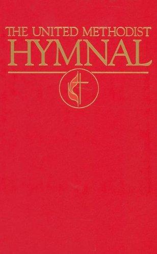 9780687494941: United Methodist Hymnal Pew Bright Red: Book of United Methodist Worship