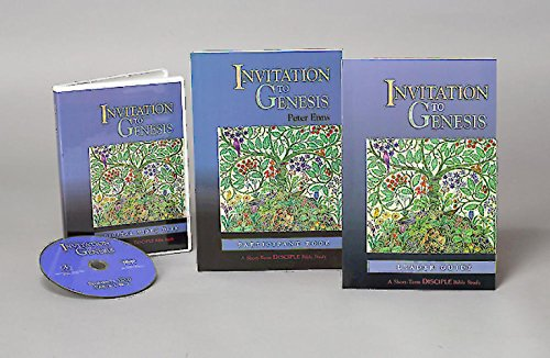 9780687495320: Invitation to Genesis: Planning Kit: A Short-Term DISCIPLE Bible Study (Disciple Bible Studies)