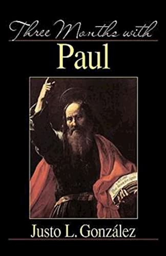 9780687495399: Three Months with Paul
