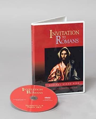 9780687496693: Invitation to Romans: DVD: A Short-Term DISCIPLE Bible Study (Short-Term Disciple Bible Studies)