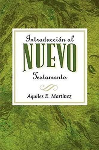 9780687496754: Introduccion al Nuevo Testamento