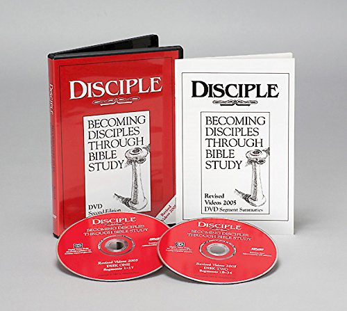 9780687498130: Disciple I Revised: Becoming Disciples Through Bible Study