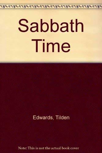 9780687610082: Sabbath Time