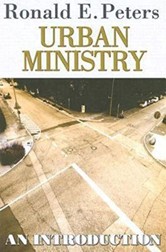 9780687642250: Urban Ministry: An Introduction