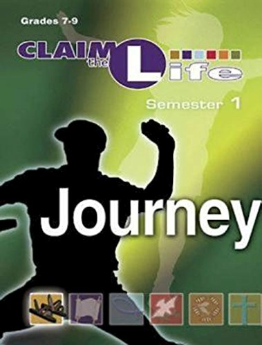 9780687642342: Claim the Life - Journey Semester 1 Leader