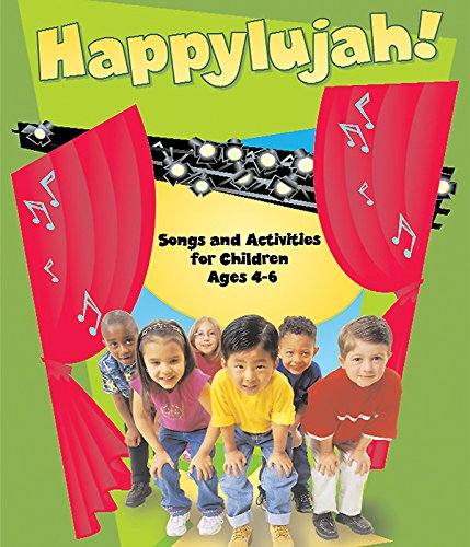 9780687643226: Happylujah! Accompaniment CD Set: Songs and Activities for Children Ages 4-6