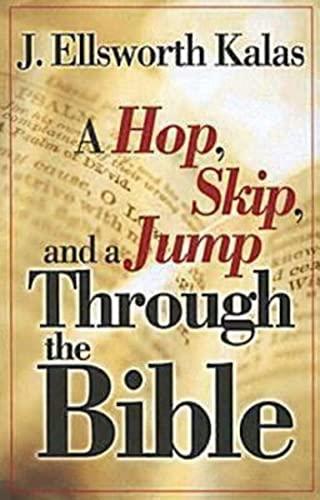 9780687644469: A Hop, Skip, and a Jump Through the Bible