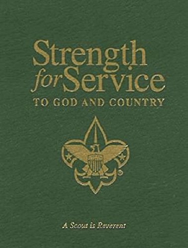 9780687645367: Strength For Service to God and Country - BSA Version